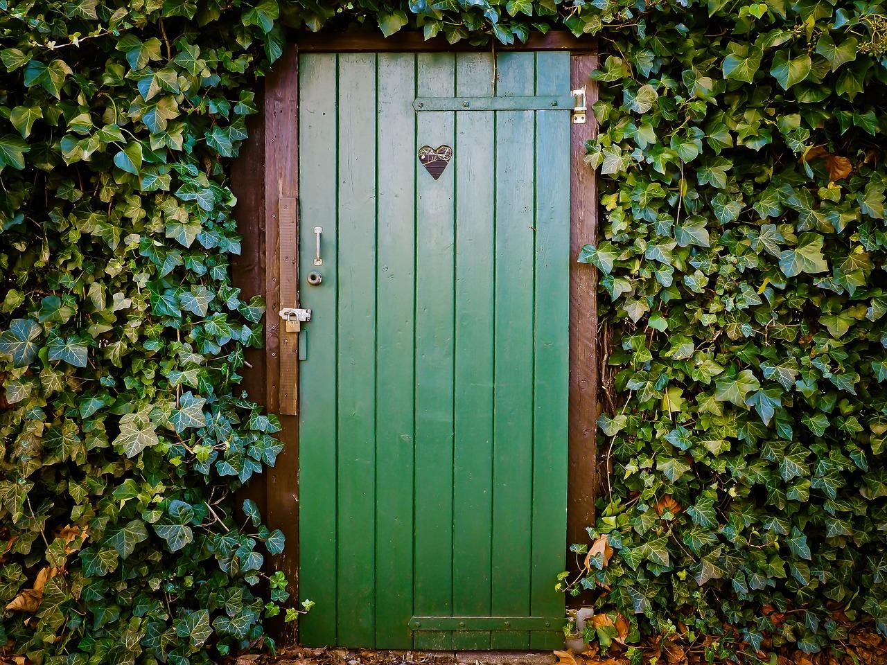 Portes en bois contre portes en PVC