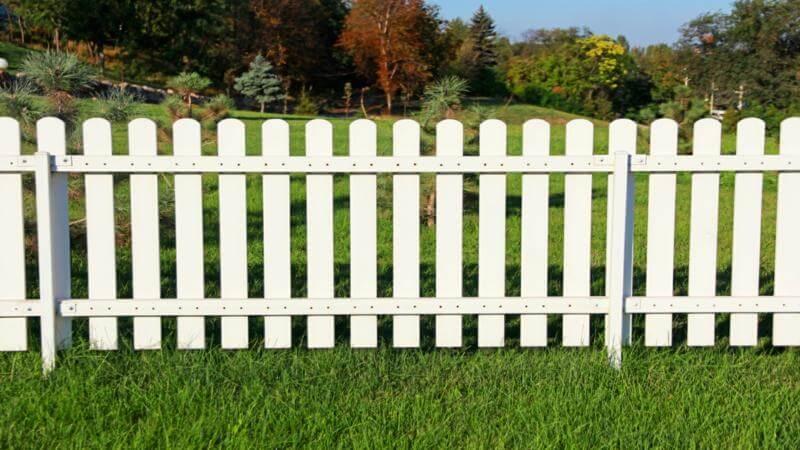 Les critères de variation du prix d'une clôture de jardin