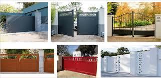 Que choisir entre le portail en bois, le portail en PVC et  le portail en aluminium ?