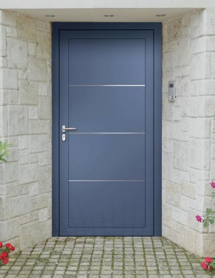 Pourquoi les portes en aluminium ont-elles autant la cote ?